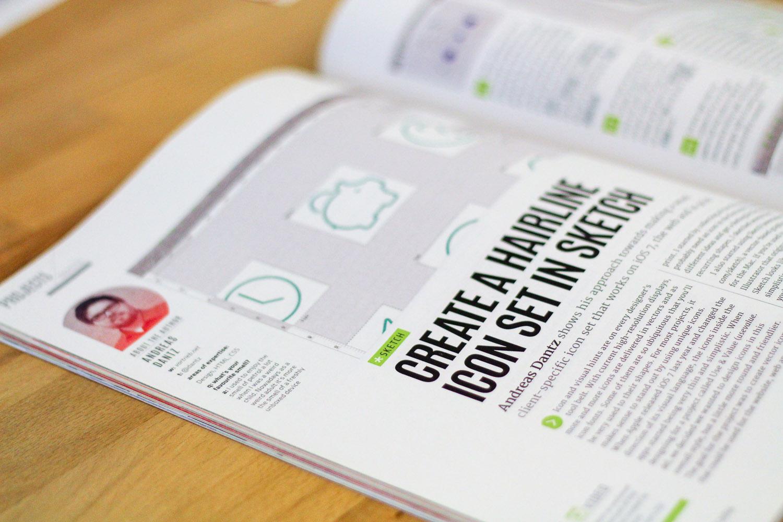 Cover das Netmagazines