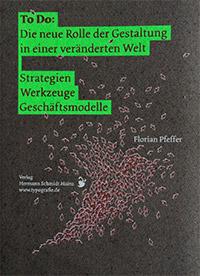 Titelseite Florian Pfeffer – ToDo